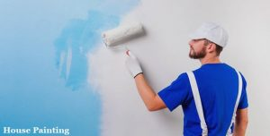 professional house painter